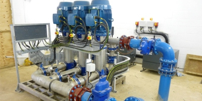 Drinking Water Supply Pumps